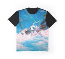 Sailing 9 Graphic T-Shirt