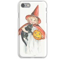 Victorian Halloween 4 iPhone Case/Skin