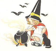 Victorian Halloween 5 by Vknoll