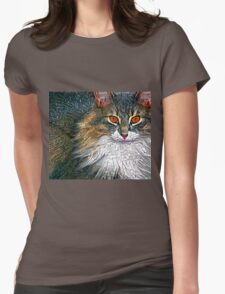 Weegie Womens Fitted T-Shirt