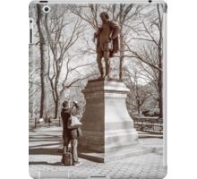 The End of the Trip iPad Case/Skin