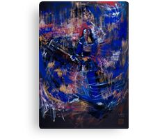 Northern Lights (Kendo) Canvas Print