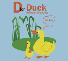 D for Duck  (11192 Views) by aldona