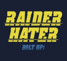 Raider Hater! Bolt UP! by joebugdud