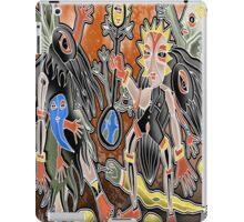 crow ceramony   iPad Case/Skin