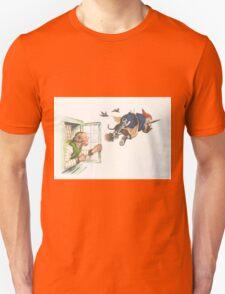 Victorian Halloween 8 T-Shirt