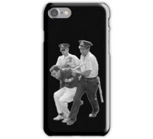 BERNIE ARRESTED!! iPhone Case/Skin