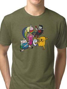 NINJIA CREW Tri-blend T-Shirt