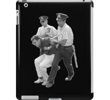 BERNIE ARRESTED!! iPad Case/Skin
