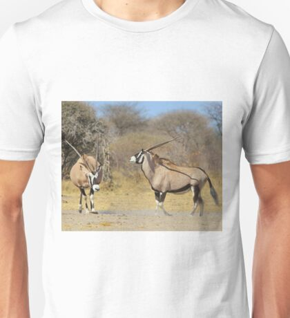 Oryx - Pride, Power and Anger Unisex T-Shirt