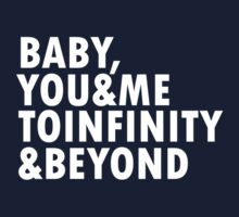 To Infinity & Beyond by Articles & Anecdotes