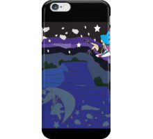anime girl I created iPhone Case/Skin