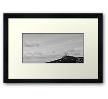 The Lone Chapel Framed Print
