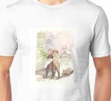 Victorian Christmas 2 Unisex T-Shirt