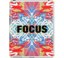 Focus iPad Case/Skin