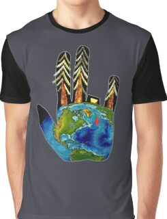 Poorly Earth. Graphic T-Shirt