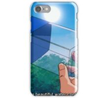 Such a Beautiful Water Container iPhone Case/Skin