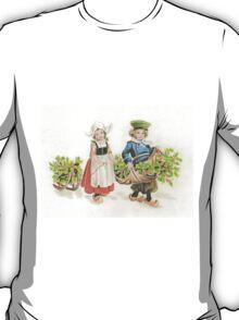 Victorian Christmas 3 T-Shirt