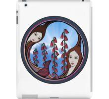 Festive Lady Deer iPad Case/Skin