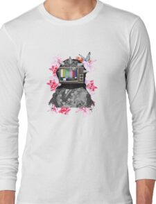 Berberes flowers Long Sleeve T-Shirt
