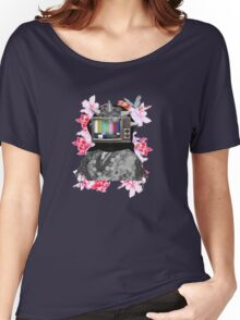 Berberes flowers Women's Relaxed Fit T-Shirt