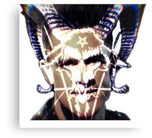Cult Leader Brendon Canvas Print