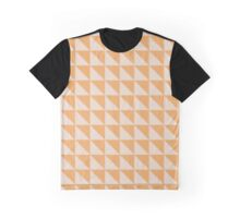 Textured triangles Graphic T-Shirt