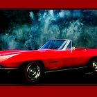 Sammy's 67 Stingray Convertible by ChasSinklier