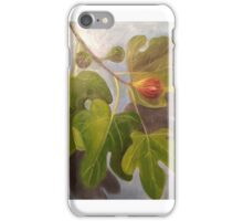 Figs on Tree iPhone Case/Skin