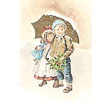 Victorian Christmas 9 Photographic Print