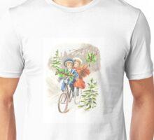 Victorian Christmas 10 Unisex T-Shirt
