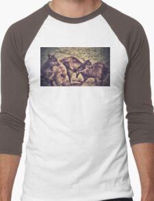 Kangaroos Men's Baseball ¾ T-Shirt