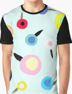 Summer Wine Poppies Graphic T-Shirt