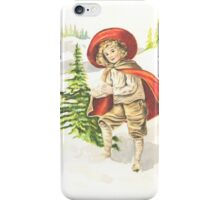 Victorian Christmas 13 iPhone Case/Skin