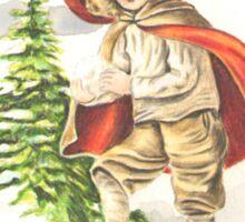 Victorian Christmas 13 Sticker
