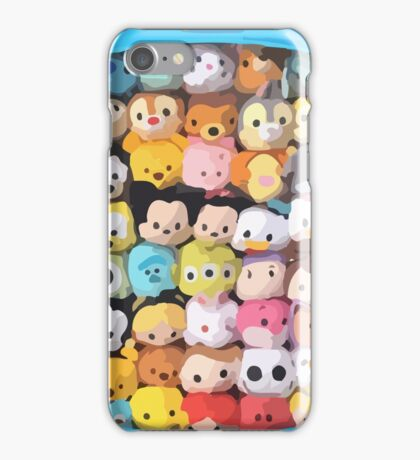 TSUM TSUM GAME !!! iPhone Case/Skin