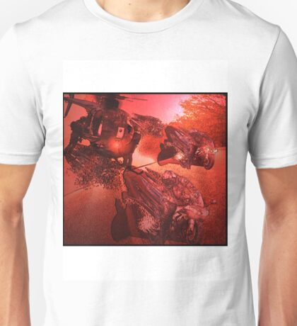 Martial Law outrun Unisex T-Shirt