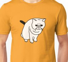 Mr Inspector Cat Unisex T-Shirt
