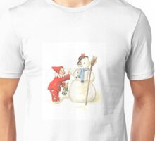 Victorian New Year's Eve Unisex T-Shirt