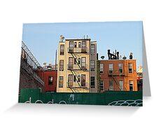 Brooklyn Neighborhood Greeting Card