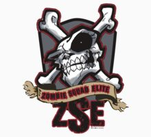 Zombie Squad Elite Badge by Nate Smith