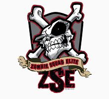 Zombie Squad Elite Badge Unisex T-Shirt