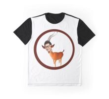 JSJ Impala Non-repeat Graphic T-Shirt