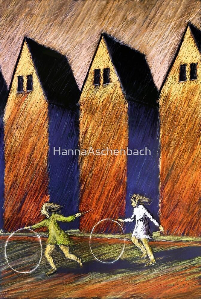vom Treiben by HannaAschenbach