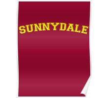 Sunnydale Poster