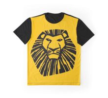 Lion King Logo Graphic T-Shirt
