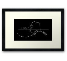 AK Films Black Framed Print