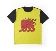 PERSIA FLAG (1736–1796) Graphic T-Shirt