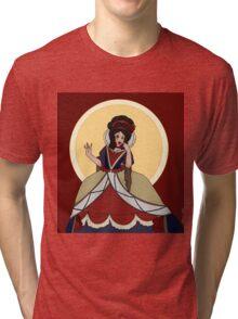 Snow Rococo Tri-blend T-Shirt