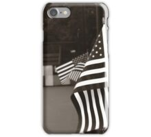 Ojai Memorial Day  iPhone Case/Skin